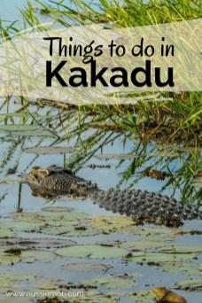 things to do in Kakadu