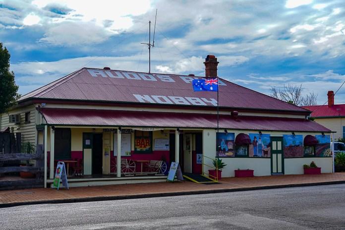Rudd's Pub at Nobby