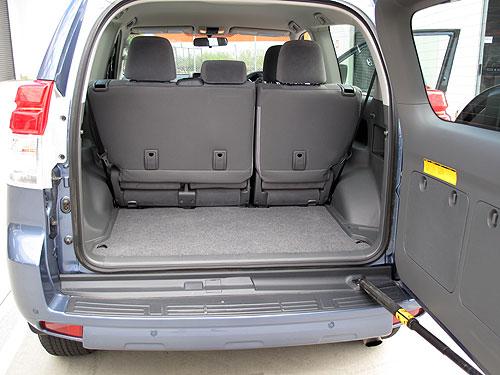 Toyota Prado SX 3 Door Full Review