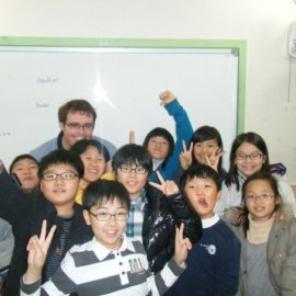 teaching english korea