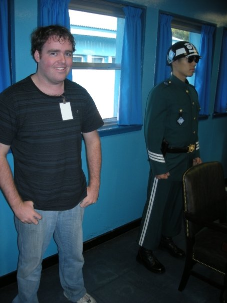 dmz blue room south korea north korea
