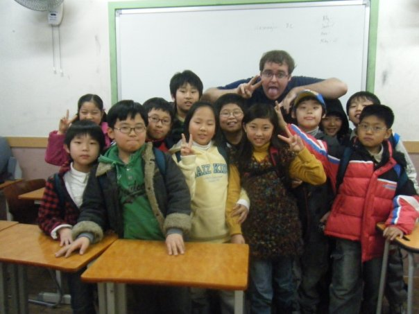crazy kids korean private school