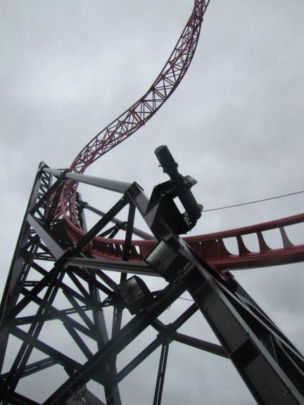the buzzsaw at dreamworld