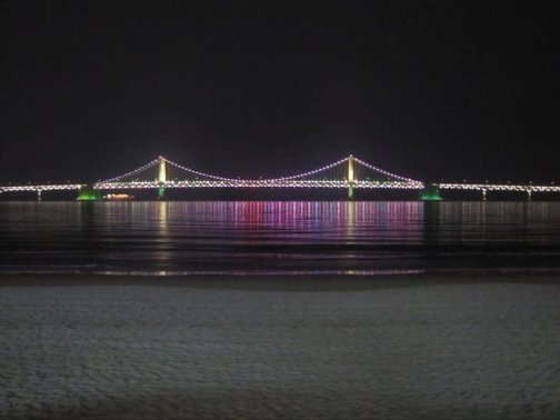 Gwangan Bridge in Busan, South Korea