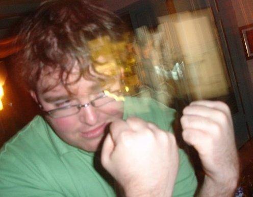 Drunken irishman st paddy's