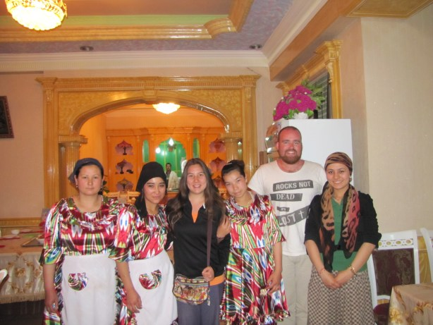 ruslan uygur restaurant