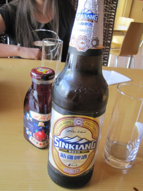 xinjiang beer