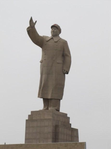 chairman mao kashgar