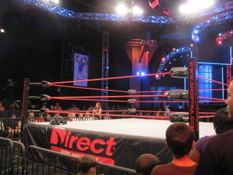 TNA Impact Zone