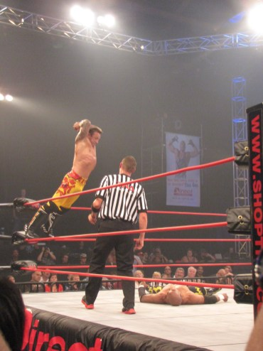 Kid Kash at Destination X