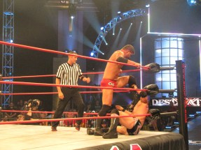 Bobby Roode Austin Aries