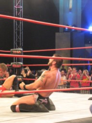 Austin Aries victory Destination X