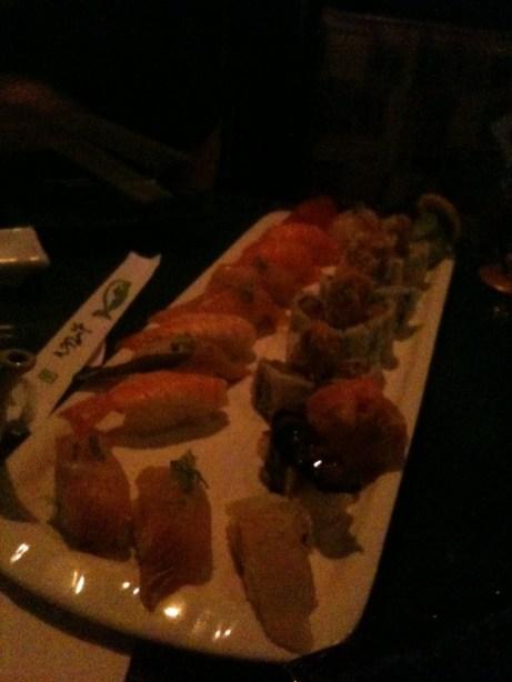 Sushi in Hoboken