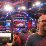 Attending TNA Destination X (Bucket List Item #73)