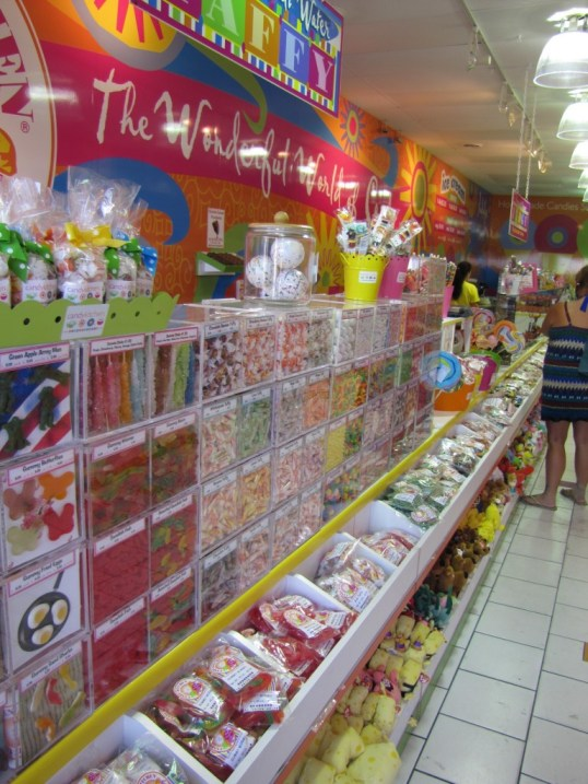 Ocean City candy shop