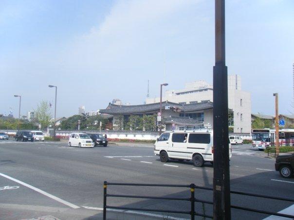 The inauspicious Korean embassy in Fukuoka