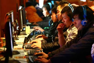 Internet cafes are also a good option. Photo from Mobiz.