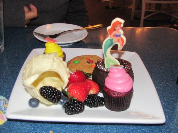 Desserts! Amazing, sweet desserts!