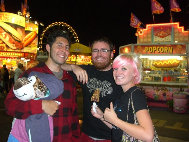 Hanging out with old friends at the Arizona State Fair