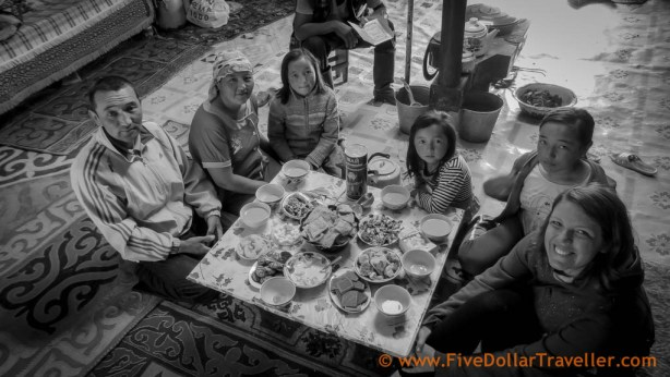 Homestay Nomad Ger Mongolia