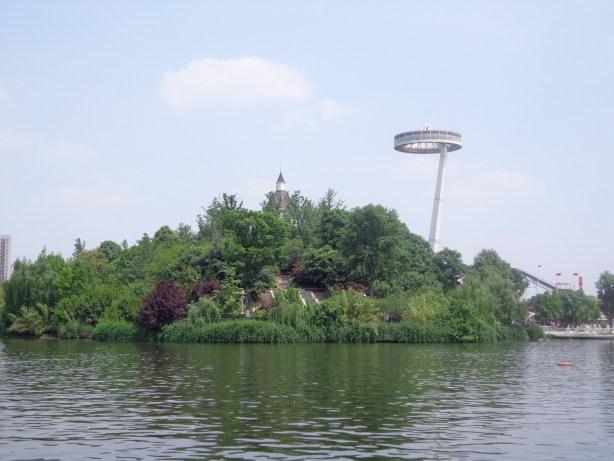 happy valley chengdu flying island