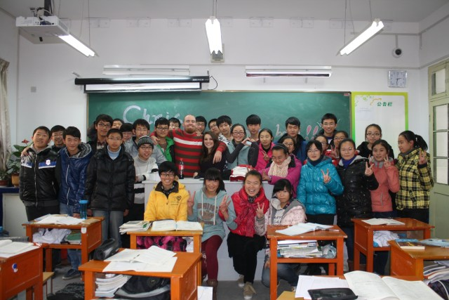 While home between Korea and China, I took a TEFL course to open more doors for me in the future.