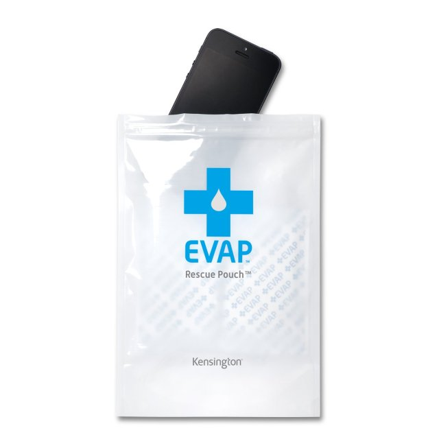 An EVAP Rescue Pouch could be a (phone) lifesaver for your traveler.