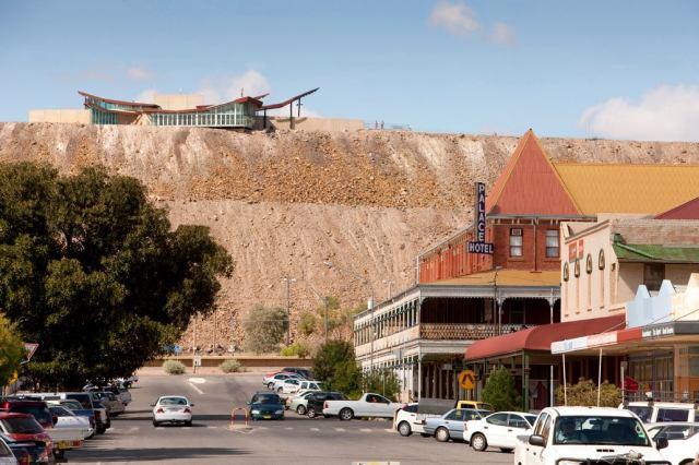 Broken Hill street
