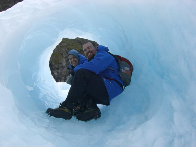 franz josef ice cave