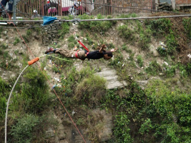 last resort bungy jump