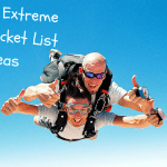 10 Extreme Bucket List Ideas