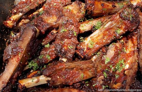 Delicious, delicious BBQ.