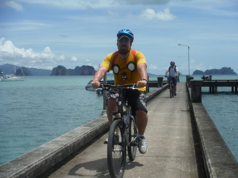 bike pier koh yao noi
