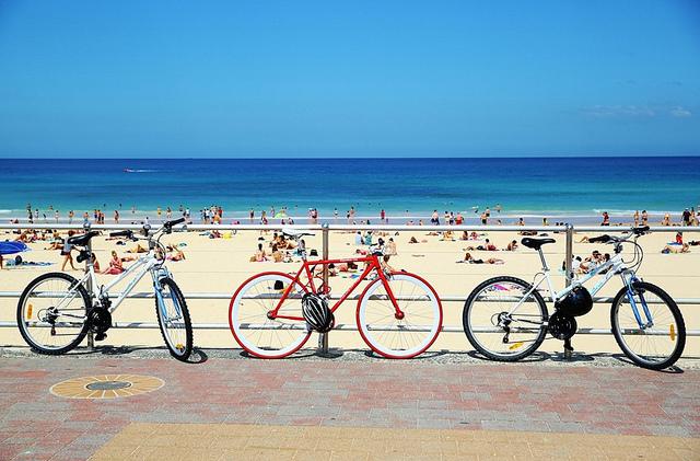 bondi beach bikes