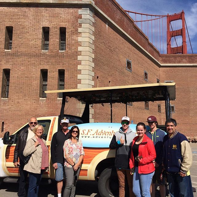 sf adventure tours
