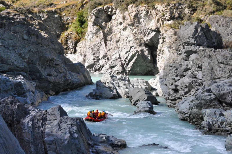 Rangitata Rafting christhcurch