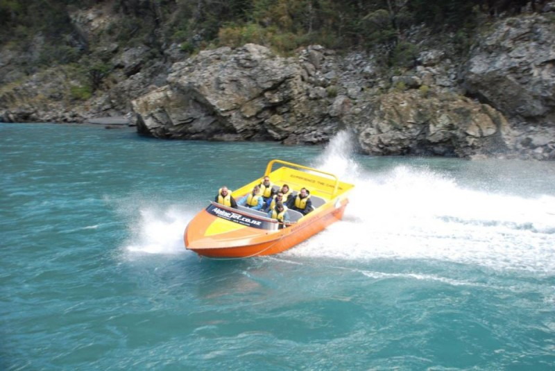 Waimakariri River Jetboat