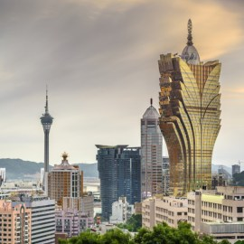 macau casinos skyline