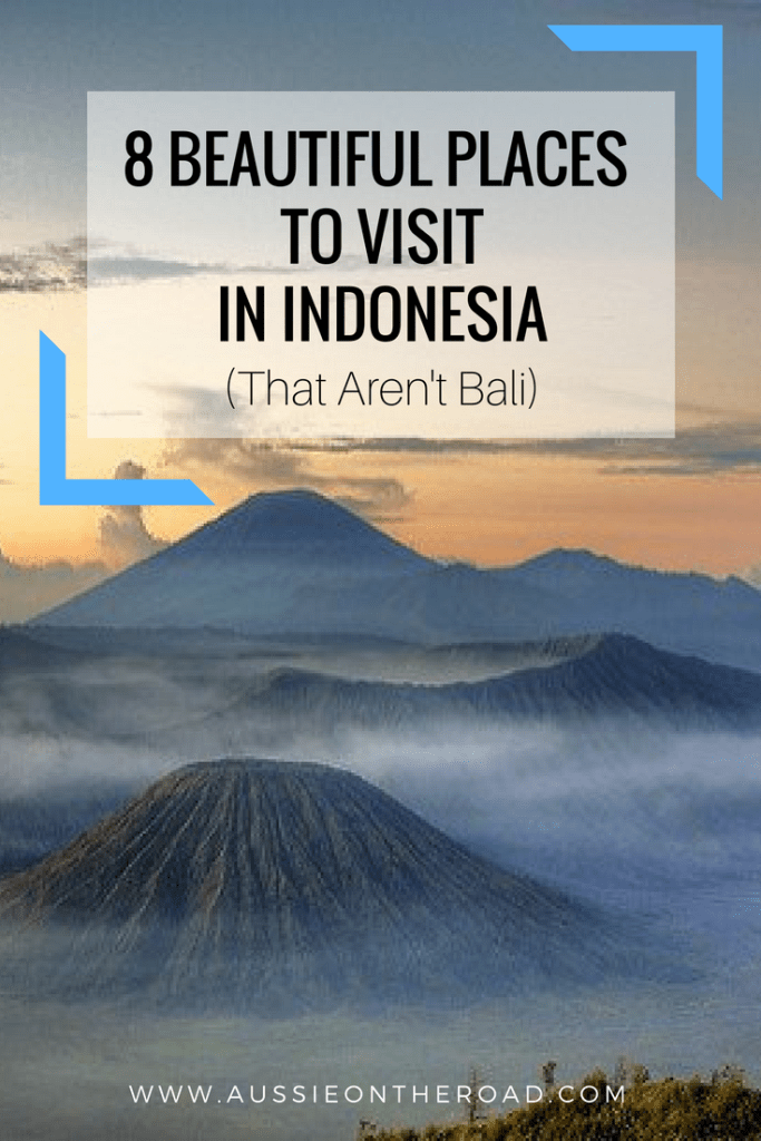 beautiful places in indonesia pinterest