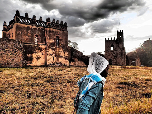 gondar gonder ethiopia