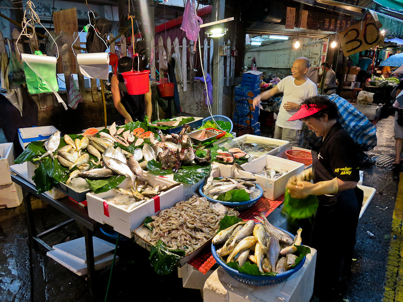 taipei food tour night market
