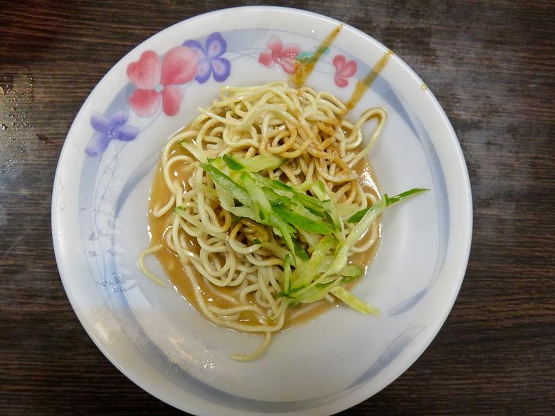 taipei food tour cold noodles