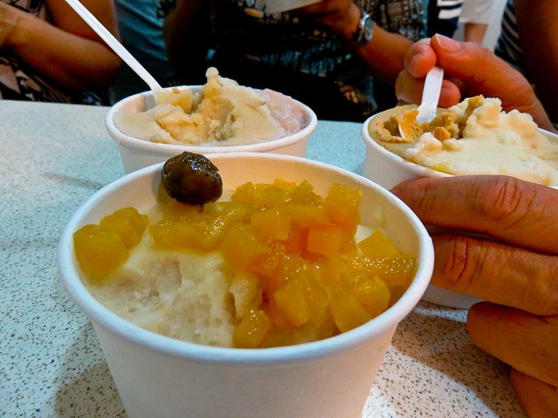taipei food tour taiwanese sorbet