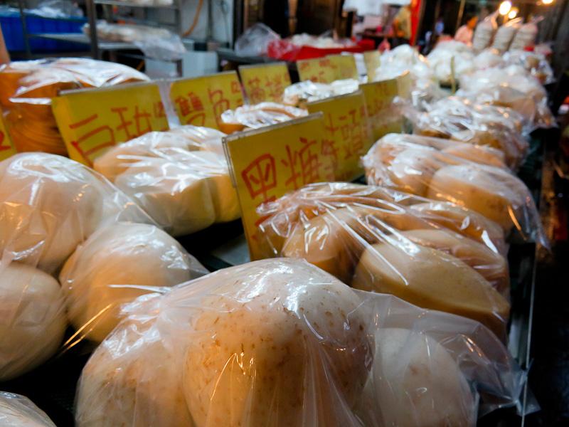 taipei food tour manto steamed bread