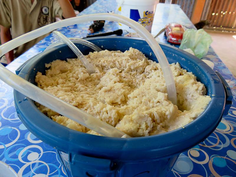 rice wine sabah kiulu farm stay