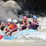 Life and Death White Water Rafting on the Padas River