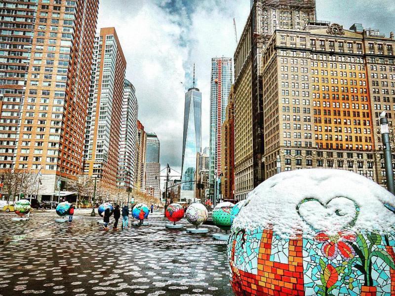 9-11 memorial new york city walking tour