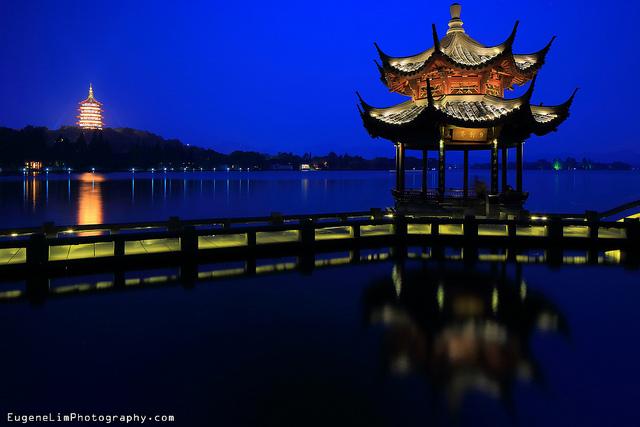 20. West Lake, Hangzhou