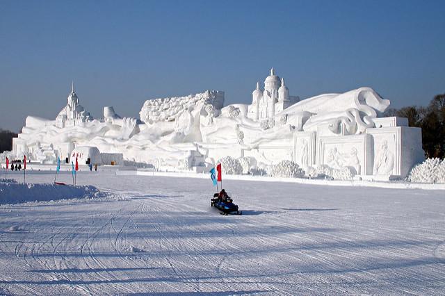 Harbin Snow and Ice Festival