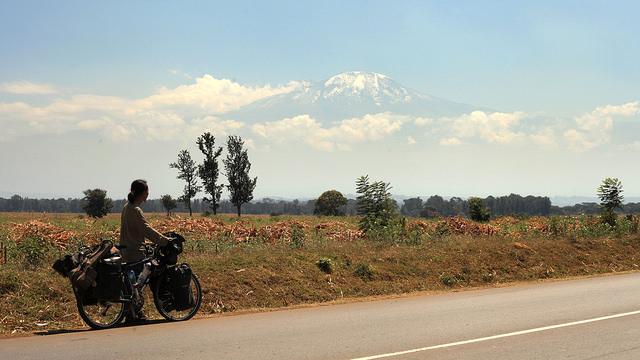 kilimanjaro cycling